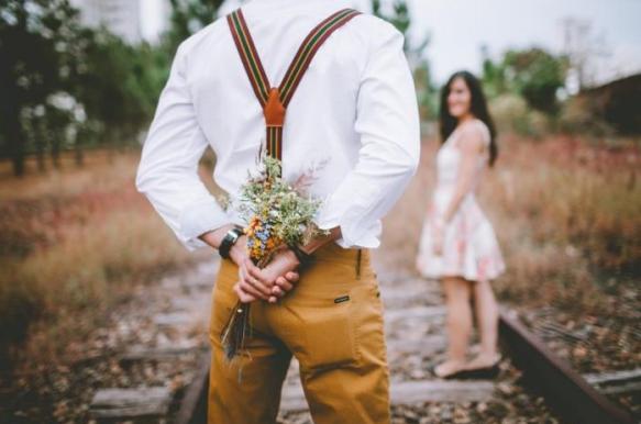 Hvornår har du sidst overrasket din partner?